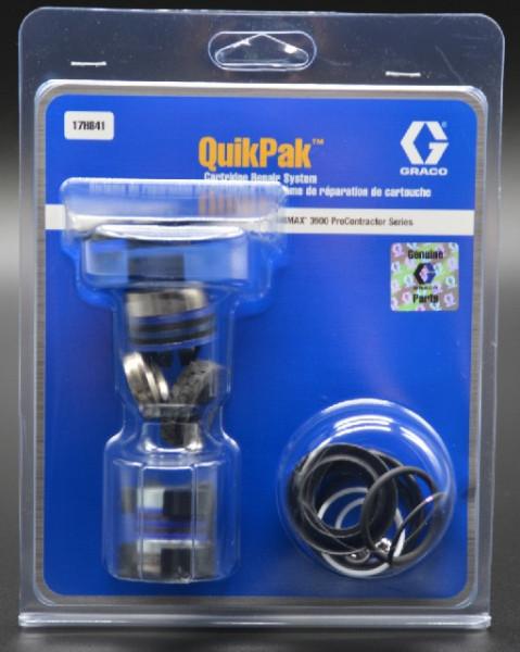 WBV24 - Graco QuikPak Reparaturset 17H841