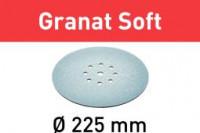 Festool Schleifscheibe STF D225 P180 GR S/25 Granat Soft 67914