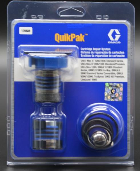 WBV24 - Graco QuikPak Reparaturset 17H839