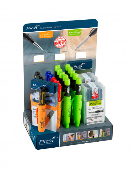WBV24 - Pica MIX Display Graphit 66325