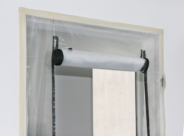Storch Folientür mit Reißverschluss 49 91 30