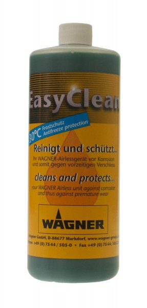 WBV24 - Wagner Easy Clean Reinigungs- und Konservierungsmittel 1 ltr. 2412656