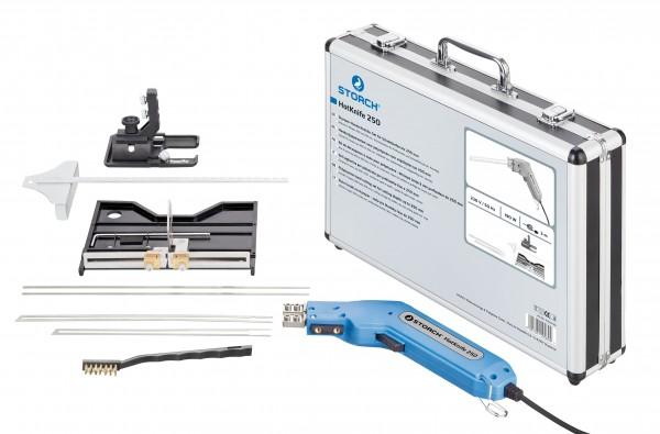 Storch Styropor Handschneider Set HotKnife 250 im Koffer 43 61 50