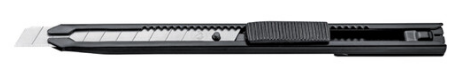 WBV24 - Storch Alu-Abbrechmesser schmal 9 mm 356611