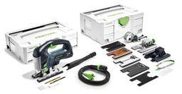 WBV24 - Festool Pendelstichsäge PSB 420 EBQ-Set CARVEX 576631