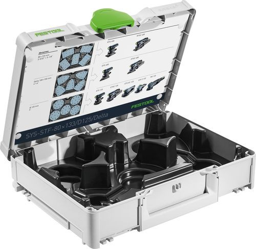 WBV24 - Festool Systainer SYS-STF-80x133/ D125/Delt 576781