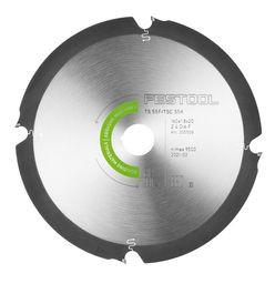 WBV24-Festool Diamant-Sägeblatt DIA 160x 1,8x20 F4 Abrasive Materials 205558