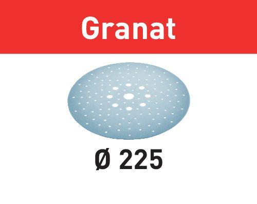 WBV24 - Festool Schleifscheiben Granat STF D225/128 P80 GR/5