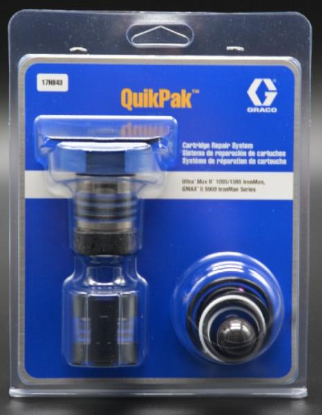 WBV24 - Graco QuikPak Reparaturset 17H843