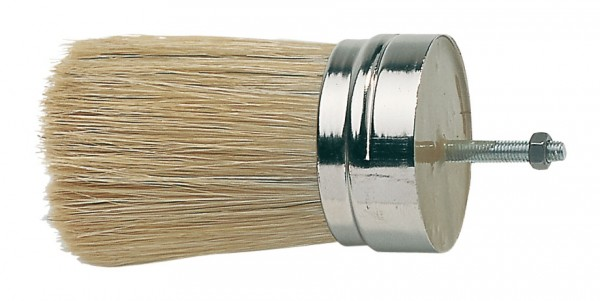 Storch Nischen-Pinsel helle Borsten Metallkapsel Profi