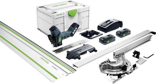WBV24 - Festool Akku-Dämmstoffsäge ISC 240 HPC 4,0 EBI-Plus-XL-FS 576572