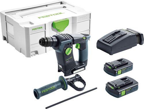 WBV24 - Festool Akku-Bohrhammer BHC 18 Li 3,1 I-Compact 575700