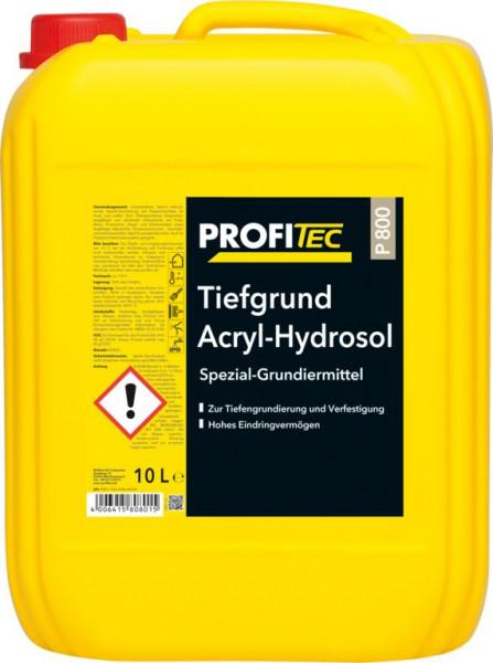 wbv24-Profitec Tiefgrund P 800 farblos 10 l Acryl-Hydrosol