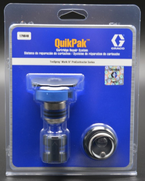 WBV24 Graco QuikPak Reparaturset 17H849