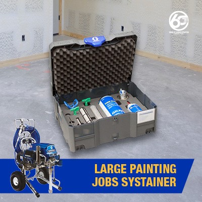 GRACO Large Painting Jobs Systainer Großprojekt Systainer ZZ6884