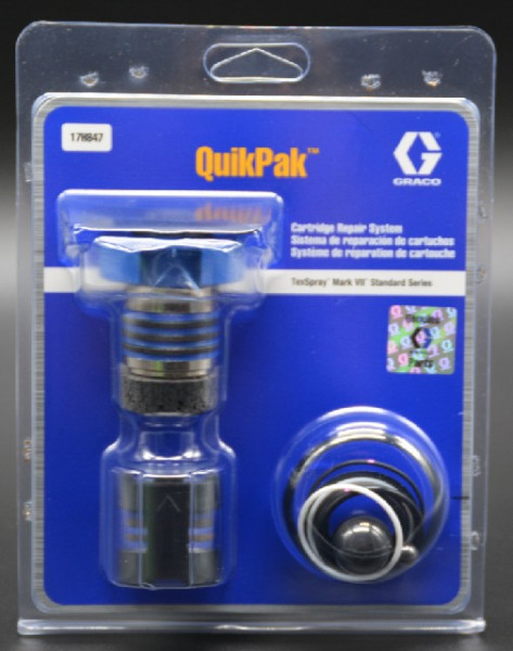WBV24 - Graco QuikPak Reparaturset 17H847