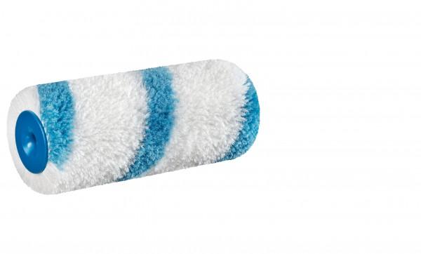 Storch Walze 12cm K30 Polyester FineTex blaumeliert getape 15 50 12
