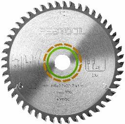 WBV24 - Festool Feinzahn-Sägeblatt 160x2,2x20 W48 491952