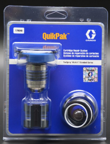 WBV24 - Graco QuikPak Reparaturset 17H848
