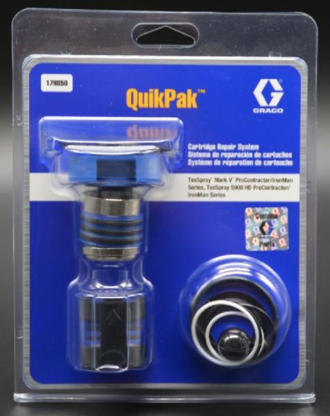 WBV24 - Graco QuikPak Reparaturset 17H850