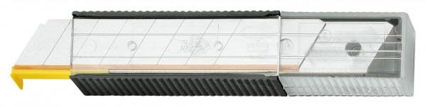 Storch Abbrechklingen, 18 mm Breit, im Dispenser, GoldCut 35 63 80