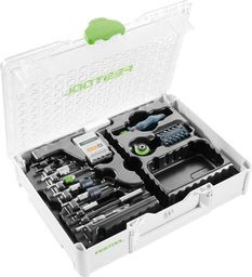 WBV24-Festool Montagepaket SYS3 M 89 ORG CE-SORT 576804