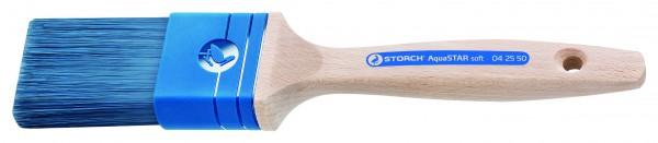 Storch Flach-Pinsel AquaSTAR soft blau