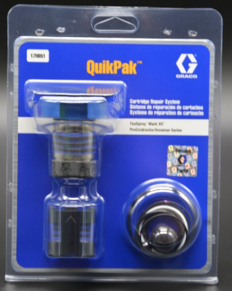 WBV24 - Graco QuikPak Reparaturset 17H851