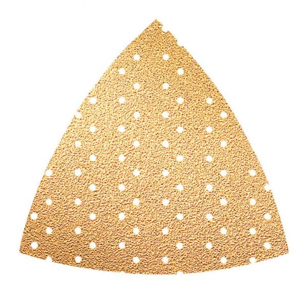 Storch Klett-Schleifpapier P 120 für Dreieckschleifer 47 55 12