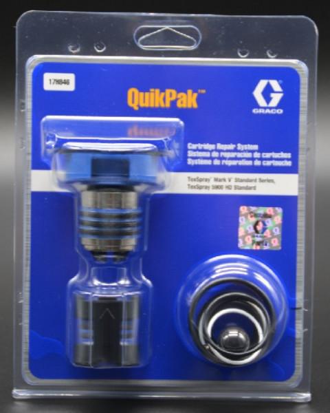 WBV24 - Graco QuikPak Reparaturset 17H846