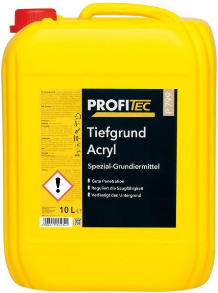 wbv24.com-Profitec Acryl-Tiefgrund P 799 10 l