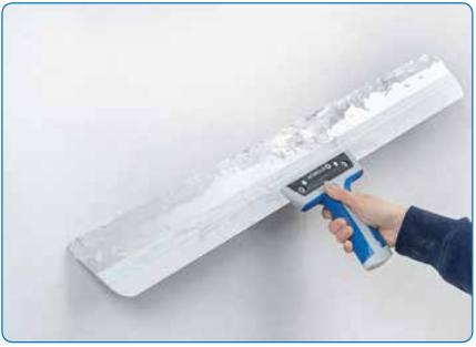 WBV24 - Storch Fassadenspachtel ExpertGrip Edelstahl abgerundet