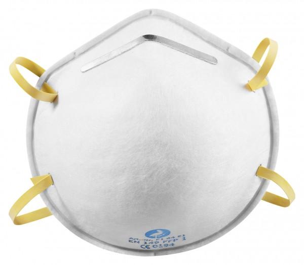 Storch Feinstaubsmasken FFP1 klassische Form Pack=20St 51 44 51