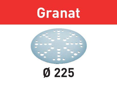 WBV24 - Festool Schleifscheiben Granat STF D225/48 P40 GR/25 205653