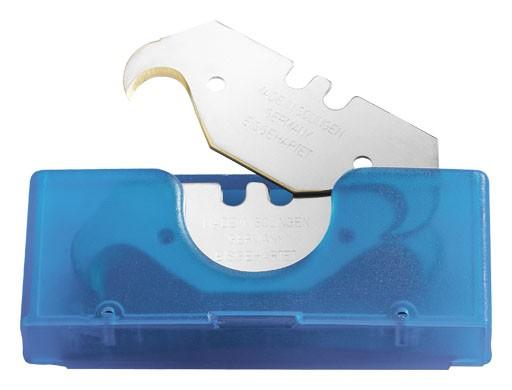 Storch Haken-Klingen 10 St.,0,65 mm Eisgehärtet im Dispenser 35 41 60