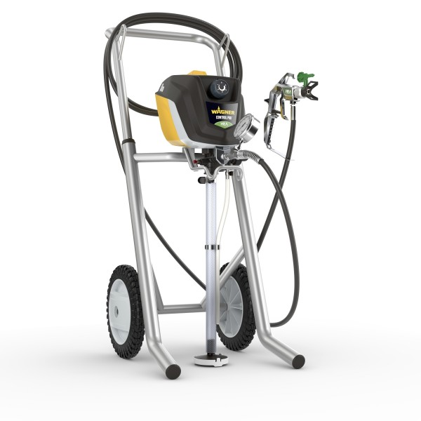 WBV24 - Wagner ControlPro 350 Extra Spraypack auf Gestell