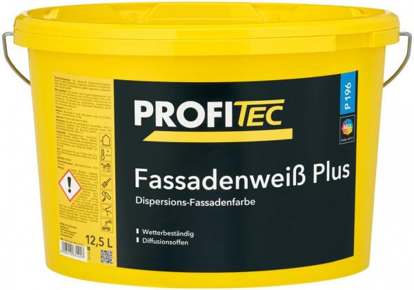 Profitec Fassadenweiß P 196 plus, weiß 12,5 l