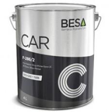 WBV24-BESA Shop-Primer Epoxy-Grundierung 2 K F-286 Grau Ral 7035