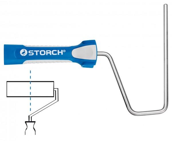 WBV24 - Storch LOCK-IT 2K-Aufsteckbügel 8mm Draht symmetr. Form