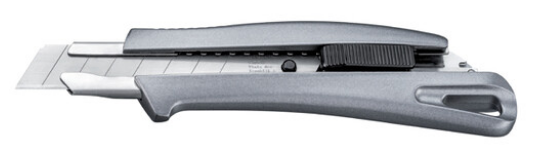 WBV24 - Storch Alu-Abbrechmesser breit 18 mm 356011