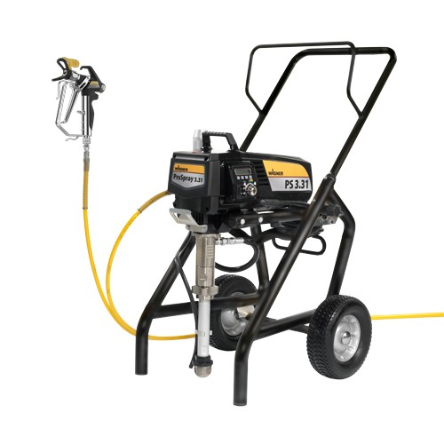 WAGNER ProSpray 3.31 Airless Spray Pack auf Wagen 2308262